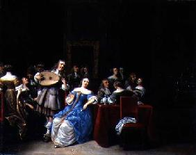 A Musical Party 1660s