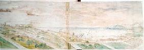 View of Tarragona 1563  and