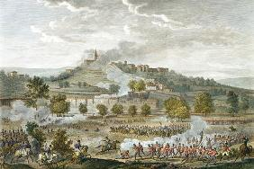 The Battle of Montebello and Casteggio, 20 Prairial, Year 8 (9 June 1800) engraved by Jean Duplessi- 17th