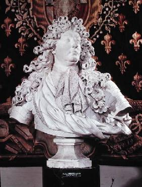 Bust of Louis XIV (1638-1715)