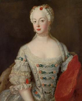 Crown Princess Elisabeth Christine von Preussen, c.1735 c.1735