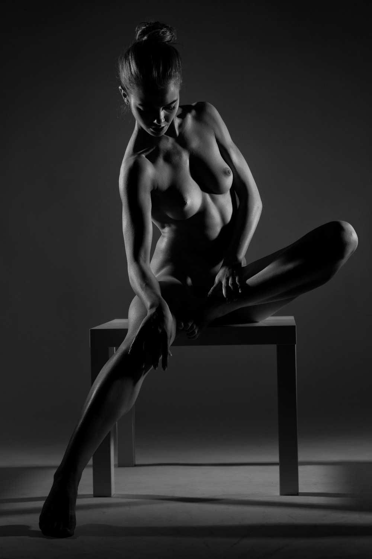 Gif de arte desnudo húmedo