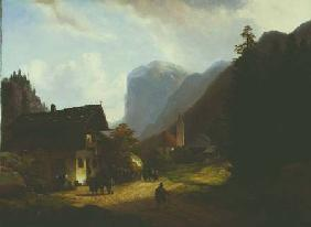 The Mountain Village