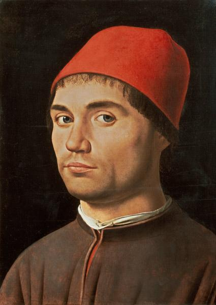 Portrait of a Man c.1475