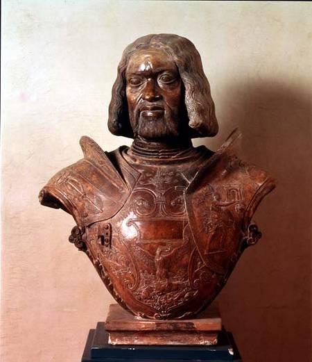 Marchese francesco ii gonzaga of mantua antoniazzo for Francesco marchesi