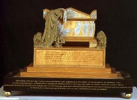 Model for the Monument of Francesco Pisano (wood and wax) 16th