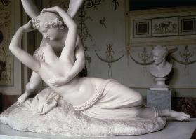 Cupid and Psyche, sculpture 1796