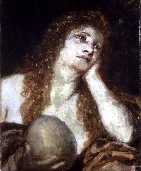 The Penitent Mary Magdalene 1873