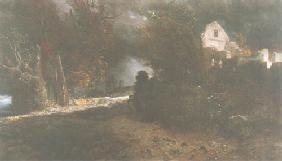 Kunstdruck von Arnold Böcklin - Der Ritt des Todes