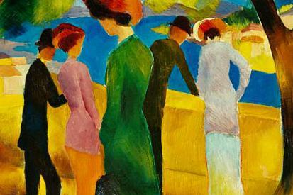 Bekannte künstler  Berühmte Künstler und Maler aller Kunststile