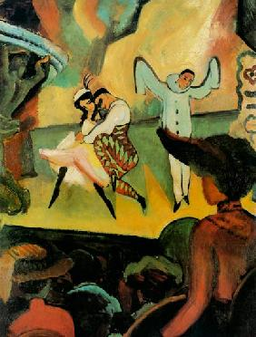 Russisches Ballett I 1912