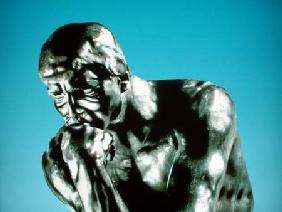 The Thinker 1881