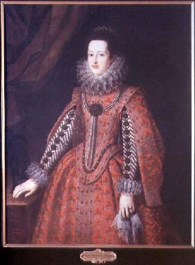 Duchess Eleonora of Mantua (1598-1633) 2nd wife of Ferdinand II