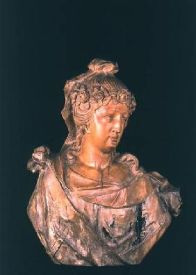 A female bust c.1700