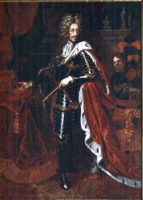 Portrait of Leopold I Holy Roman Emperor (1640-1705)