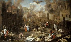 The Storming of Ofen on 6th September 1686