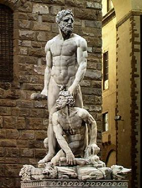 Statue of Hercules and Cacus 1534