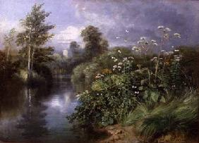 The Banks of the River 1861