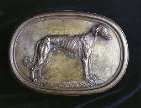 Relief of a Greyhound