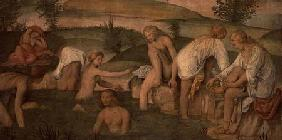 Bath of Psyche 1520-23