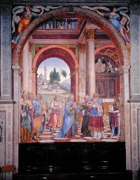 Presentation in the Temple 1525