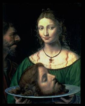 Salome with the Head of John the Baptist c.1525-30