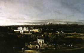View of Gazzada, near Varese
