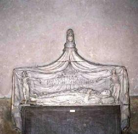 Tomb to the Blessed Villana delle Botti (d.1361)