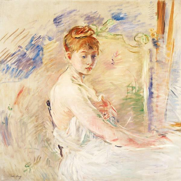 A Young Girl From The East (Mlle