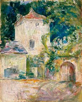 Pigeon Loft at the Chateau du Mesnil, Juziers 1892