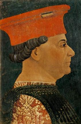 Francesco Sforza (1401-66) Duke of Milan