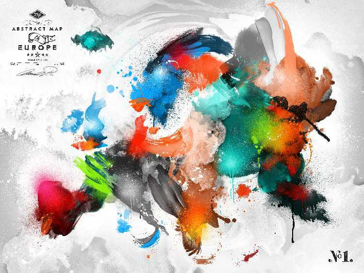 Kunstdrucke Moderne Kunst zeitgenössische kunst mikael brandrup bei kunstkopie de alle