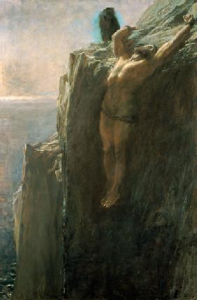 Prometheus Bound 1889