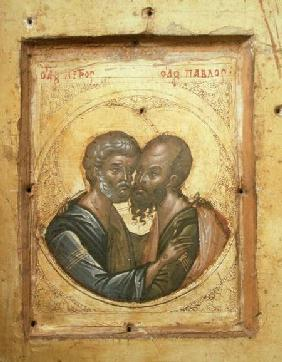 Icon of SS. Peter and Paul