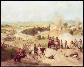 The Battle of Molino del Rey 8th Septem