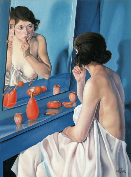 Sex vor dem spiegel