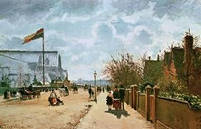 The Crystal Palace, London 1871