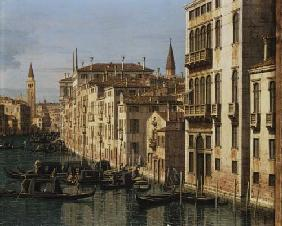 Entrance to the Grand Canal: Looking West c.1738-42