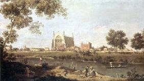 Kunstdruck von Giovanni Antonio Canal (Canaletto) - Eton College