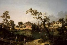 Kunstdruck von Giovanni Antonio Canal (Canaletto) - Padua