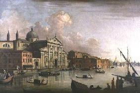 Kunstdruck von Giovanni Antonio Canal (Canaletto) - Venice: A View of San Giorgio Maggiore (pair of 63930)