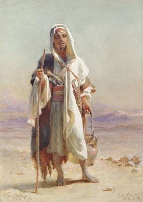 A Young Bedawee from Sinai 1873  on