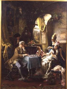 The Chess Players 1887