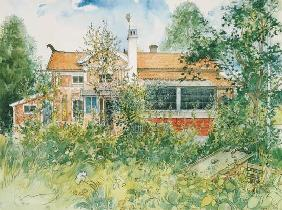 The Cottage, from 'A Home' series c.1895  on