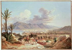 Palermo di Belmonte, c.1831 (oil on canvas) 1825