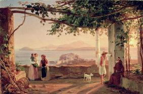 Pozzuoli, c.1831 (oil on canvas) 1837