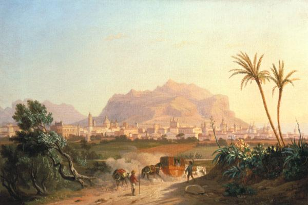View of Palermo, c.1831