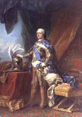 Louis XV (1715-74) King of France & Navarre 1750
