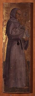 St John della Marca (tempera on panel) 1613