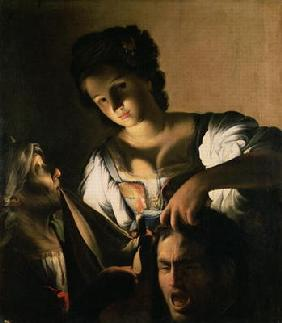 Judith with the head of Holofernes, 1615 18th